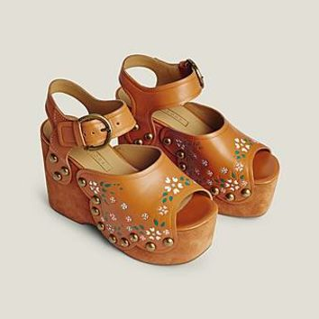 Dani Wedge Sandal - Marc Jacobs