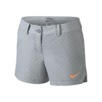 Nike Greens Print Shorty Women's Golf Shorts