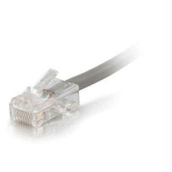 C2g 20ft Cat5e Non-booted Network Patch Cable (plenum-rated) - Gray
