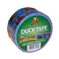 Spider-Man Duck® brand Duct Tape 1.88 in. x 10 yds