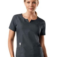 Buy Cherokee Workwear Womens Four Pocket Scrub Top for $17.99