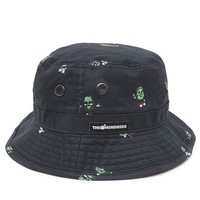 The Hundreds Highland Bucket Hat - Mens Backpack - Black - One
