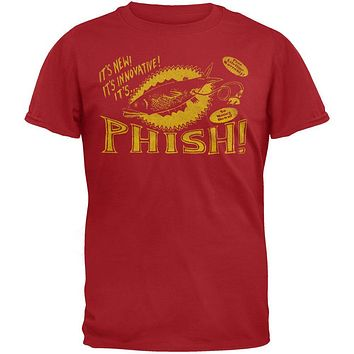 Phish - Pollock Unplugged T-Shirt