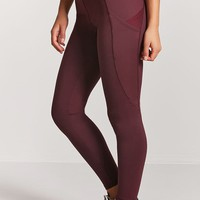 Active Mesh Pocket Leggings