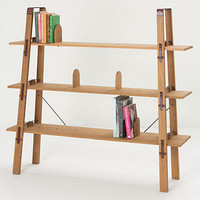 Attache Wide Bookcase