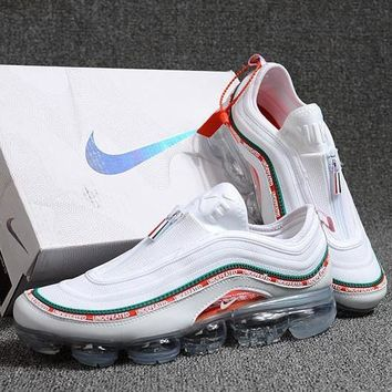 Nike Air Max 97 VaporMax White Sport Running Shoes
