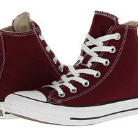 Converse Chuck Taylor® All Star® Seasonal Hi Charcoal - Zappos.com Free Shipping BOTH Ways