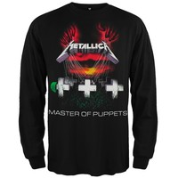Metallica - Master Of Puppets Long Sleeve