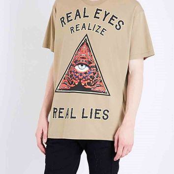 """The """"REAL"""" T-shirt by Givenchy"""