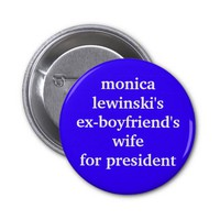 hillary clinton for president official button buttons