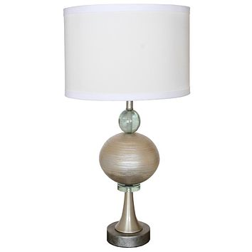 "Van Teal 771472 Orson 29"" Table Lamp 29"" H"