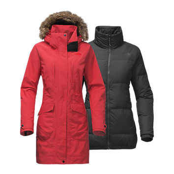 WOMEN'S OUTER BOROUGHS TRICLIMATE® JACKET | United States