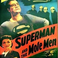 Superman Vintage Movie Poster - Rare New 24x36 Print