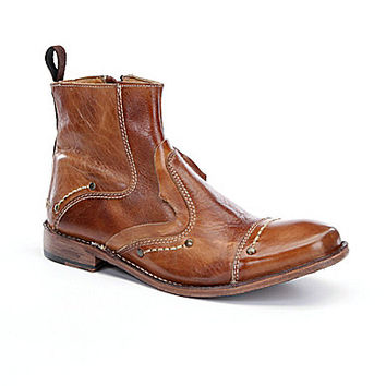 Bed Stu Men's Centrale Boots - Tan Rustic