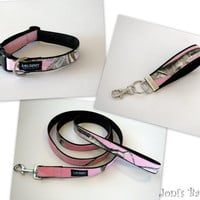 Camo Dog Collar, Realtree Pink Camouflage Adjustable Dog Collar -  Pink Camo Dog Collar