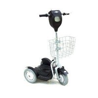 Amazon.com: Stand N Ride, Segway Alternative, EV Rider Stand-N-Ride Stand Up 500 Watt 24 Volt Electric 3-wheel Electric Scooter SNR-1000: Sports & Outdoors