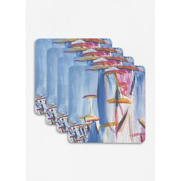 Cosmic Candy Coasters