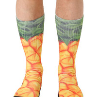 Pineapple Sport Socks