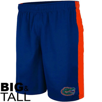 Florida Gators Big & Tall College Shorts - Royal Blue