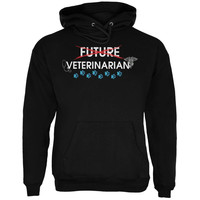Graduation - Future Veterinarian Mens Hoodie