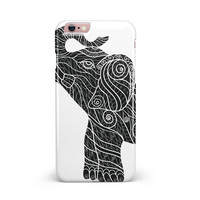 Zendoodle Elephant iPhone 6/6s or 6/6s Plus INK-Fuzed Case