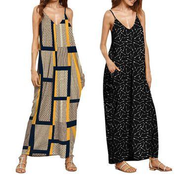 Women's Printed Maternity Dresses
