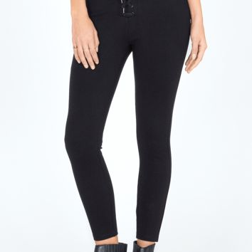 Women's Amuse Society Middle of the Road Pant