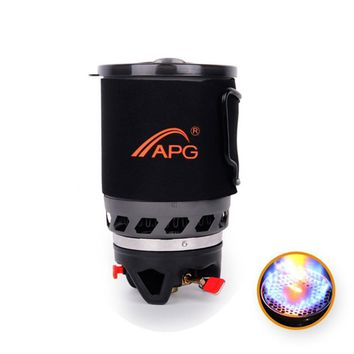 APG 1400ML Compact Gas Camping Stove