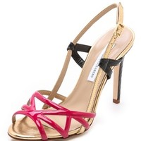 Upton Strappy Sling Sandals