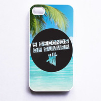 5 Seconds Of Summer 5SOS Bright Summer Logo Phone Cases For iPhone, Samsung, Sony iPod