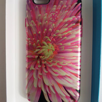 NEW Speck CandyShell Inked Case for Apple iPhone 6, Bloom/Fuchsia,