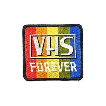 VHS Forever Patch