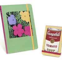 MoMA Store - Warhol Icons Journal and Notepad
