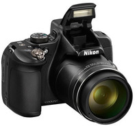 Nikon Coolpix P600 Digital Camera Bundle