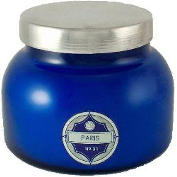 Aspen Bay Capri Blue Signature Jar Candle - Rain Scent - 20 oz