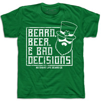 Beard & Beer St. Paddy's Day 16 Shirt