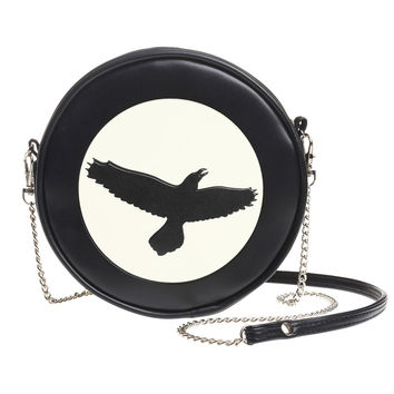 Alchemy of England Raven Handbag