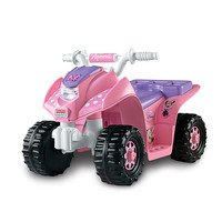 Power Wheels Lil Quad Ride On - Minnie Mouse