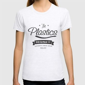 The Plastics - from the movie Mean Girls starring Lindsay Lohan T-shirt by allier