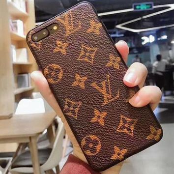 LV Gucci 2017 Hot ! Popular iPhone 7 iPhone 7 plus - Stylish Cute On Sale Hot Deal Matte Couple Phone Case For iphone 6 6s 6plus 6s plus For Black Friday