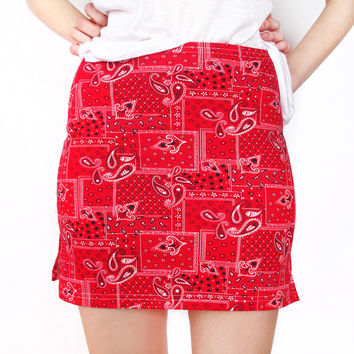 Bandana Babe Skirt - 50% OFF
