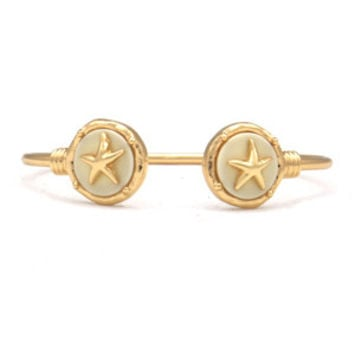Seashore Starfish Cuff