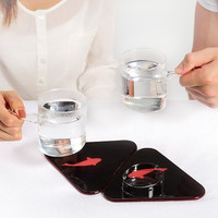 Interactive Fish Cups and Heat Pads