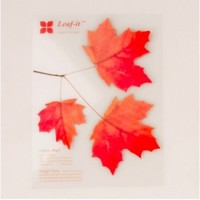 Large Maple Leaf Sticky Note