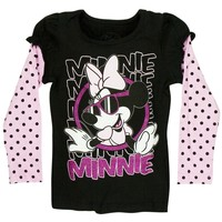 Minnie Mouse - Looked Out Girls Juvy 2Fer