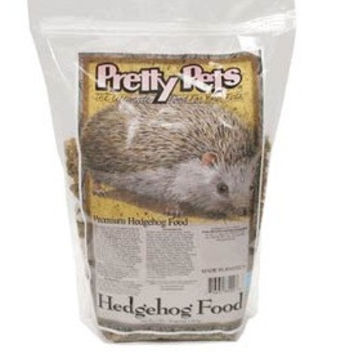 Pretty Pets Premium Hedgehog Small Animal Food 3 lbs