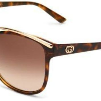 Gucci Women's Gucci 3155/s Cat Eye Sunglasses