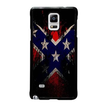 BROWNING REBEL FLAG Samsung Galaxy Note 4 Case Cover
