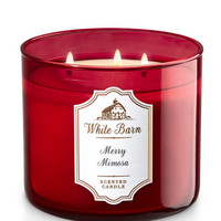 MERRY MIMOSA3-Wick Candle