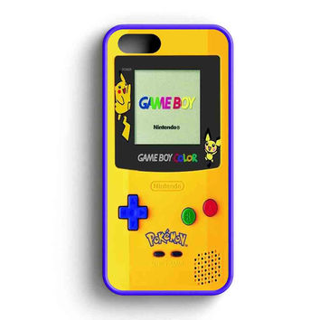 Pokemon Gameboy Color  iPhone 5 Case iPhone 5s Case iPhone 5c Case